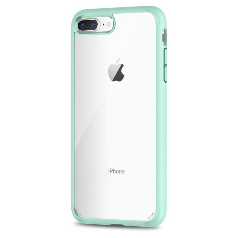 Spigen Ultra Hybrid 2 Case iPhone 8 Plus/7 Plus Mint - 2