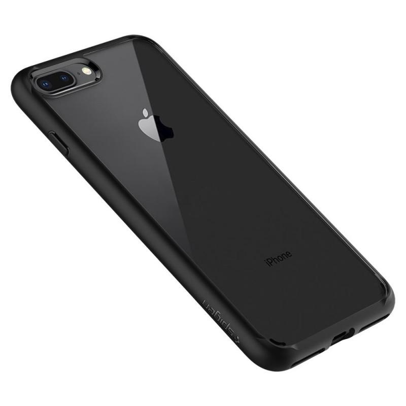 Spigen Ultra Hybrid 2 Case iPhone 8 Plus/7 Plus Zwart - 2