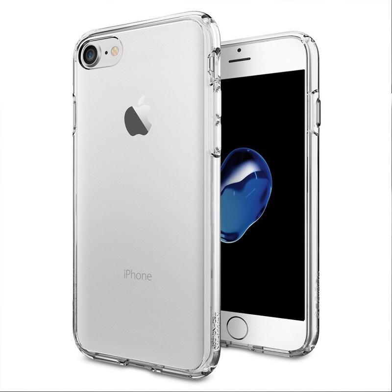 Spigen Ultra Hybrid iPhone 7 Clear - 1