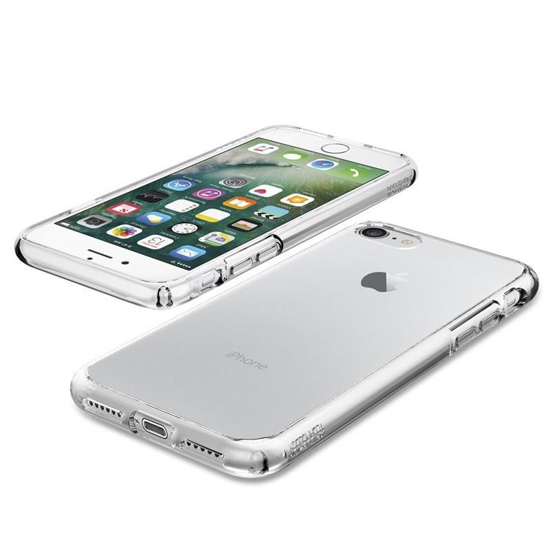 Spigen Ultra Hybrid iPhone 7 Clear - 3