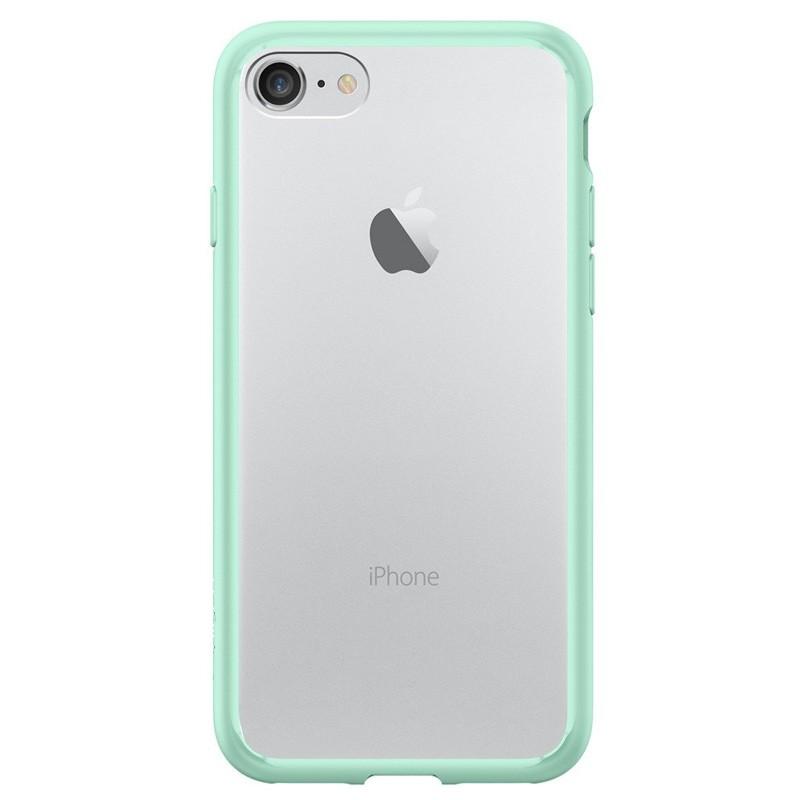 Spigen Ultra Hybrid iPhone 7 Mint Green/Clear - 2