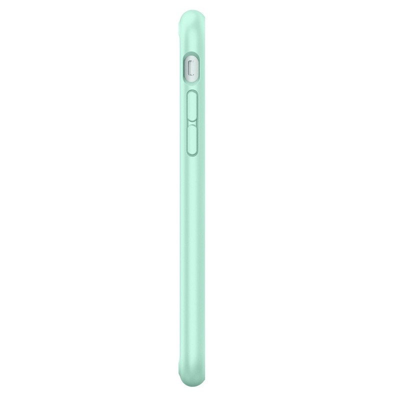 Spigen Ultra Hybrid iPhone 7 Mint Green/Clear - 5