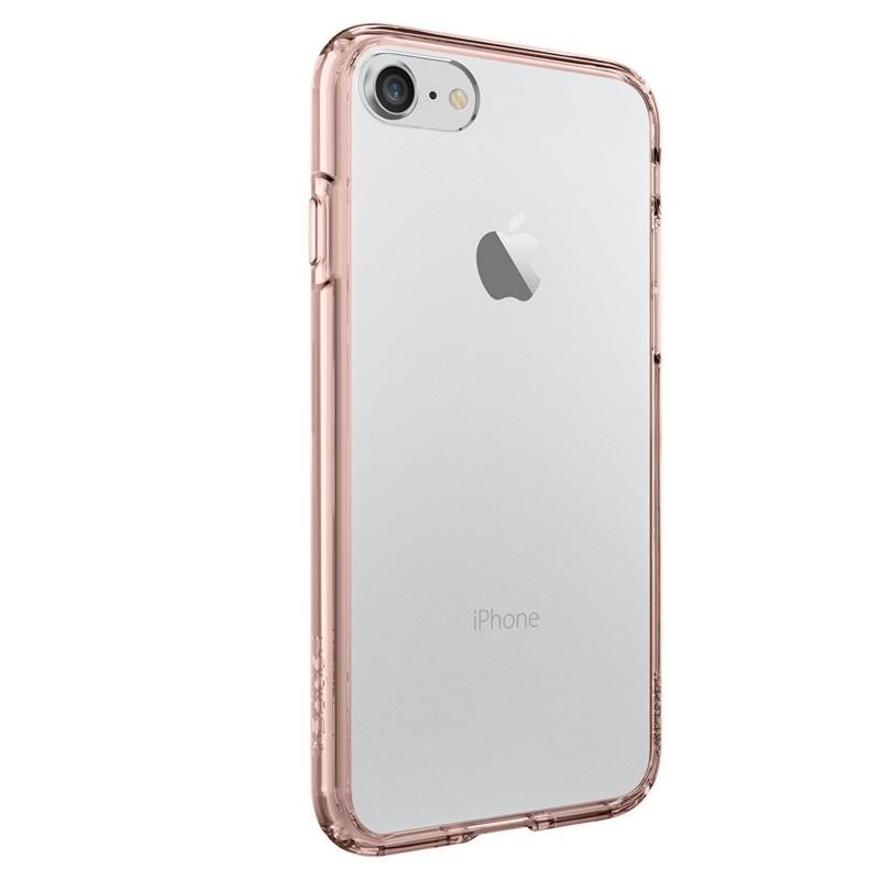 Spigen Ultra Hybrid iPhone 7 Rose Gold/Clear - 6