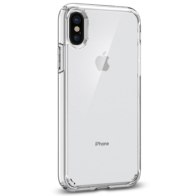 Spigen - Ultra Hybrid iPhone X/Xs Hoesje Clear 07