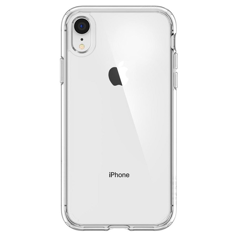 Spigen - Ultra Hybrid iPhone XR Hoes Transparant 04