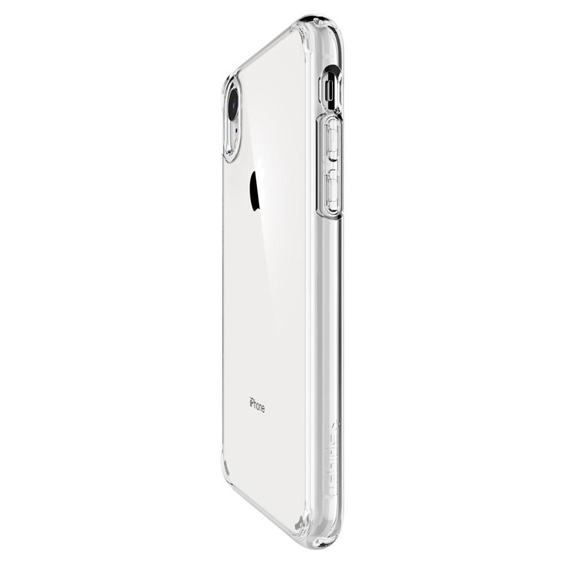 Spigen - Ultra Hybrid iPhone XR Hoes Transparant 05