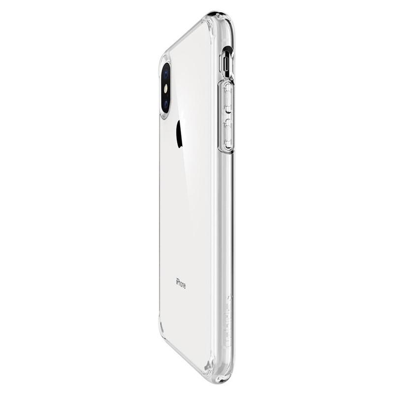 Spigen Ultra Hybrid iPhone XS Max Hoesje transparant 02