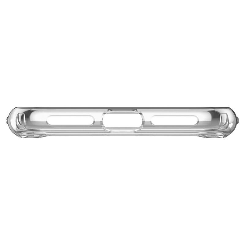 Spigen Ultra Hybrid iPhone XS Max Hoesje transparant 06