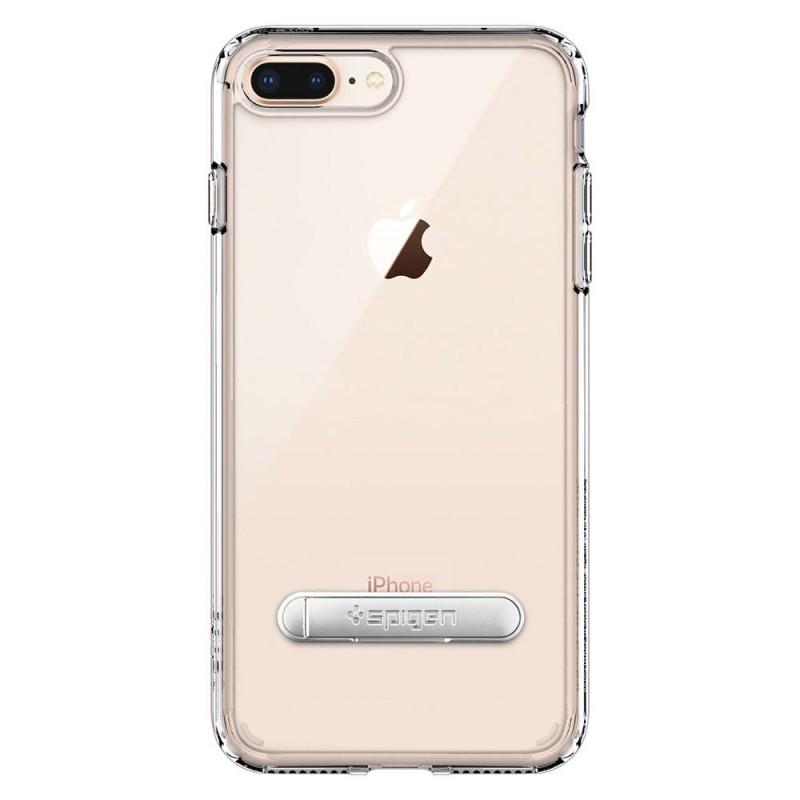 Spigen Ultra Hybrid S Case iPhone 8 Plus/7 Plus Transparant - 7