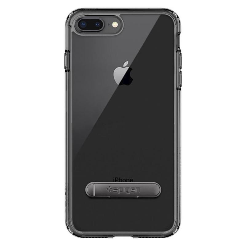 Spigen Ultra Hybrid S Case iPhone 8 Plus/7 Plus Zwart - 5