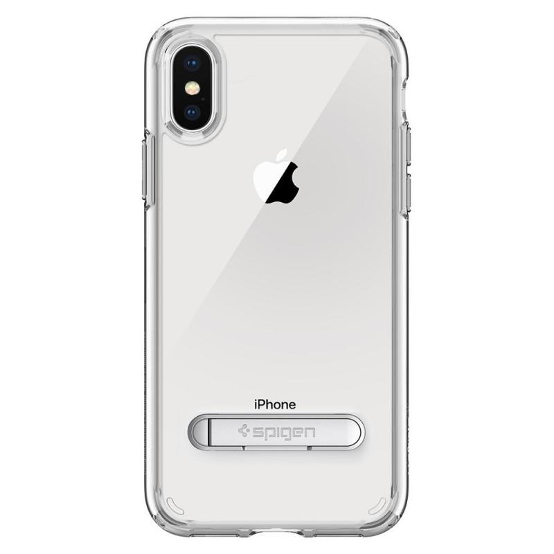 Spigen Ultra Hybrid S iPhone X/Xs Hoesje Transparant - 7