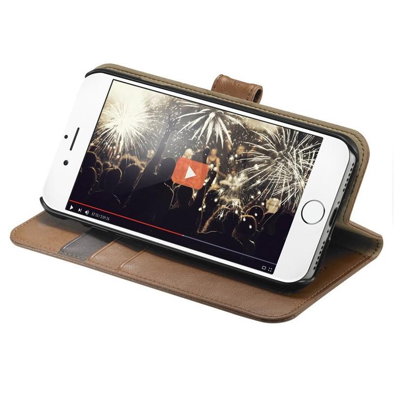 Spigen Wallet S Case iPhone 7 Brown - 4