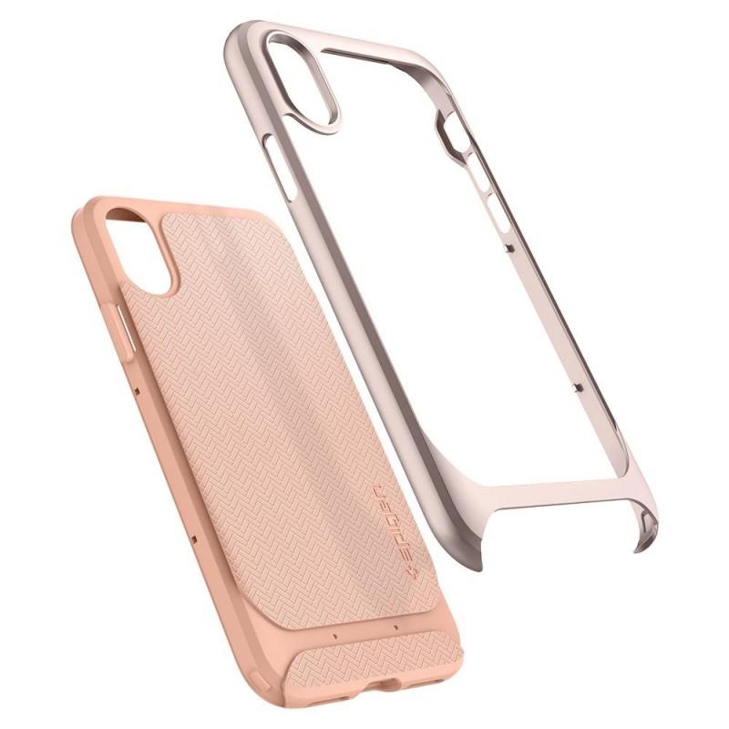 Spigen Neo Hybrid iPhone X/Xs Pale Dogwood - 2