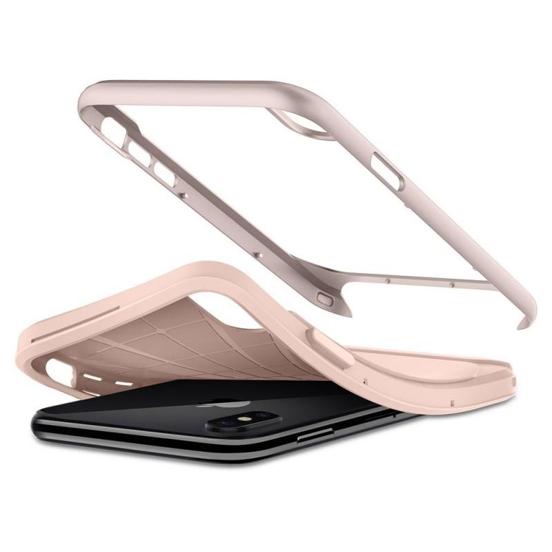 Spigen Neo Hybrid iPhone X/Xs Pale Dogwood - 3