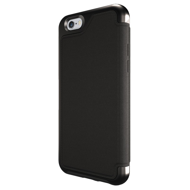 Otterbox Strada Folio iPhone 6 Black - 1