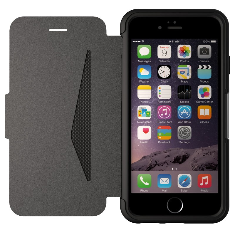 Otterbox Strada Folio iPhone 6 Black - 3