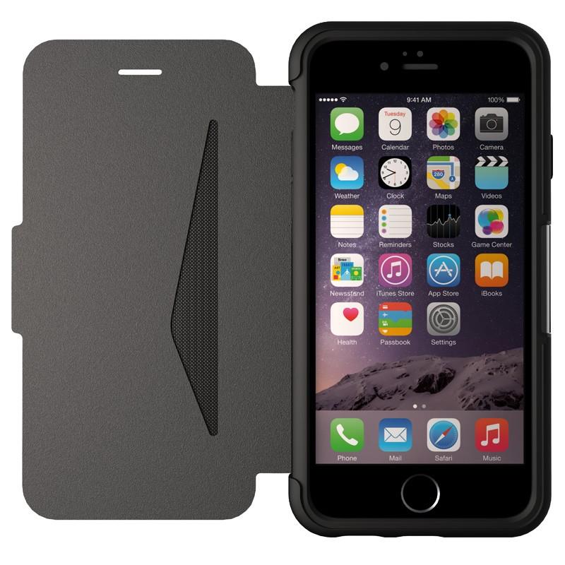 Otterbox Strada Folio iPhone 6 Black - 3