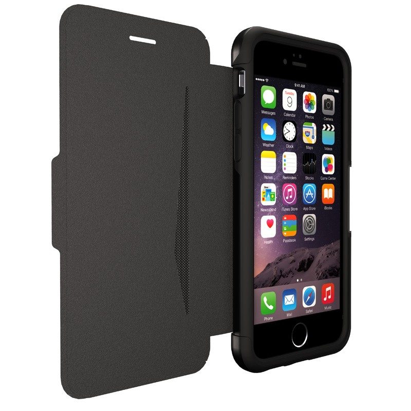 Otterbox Strada Folio iPhone 6 Black - 6