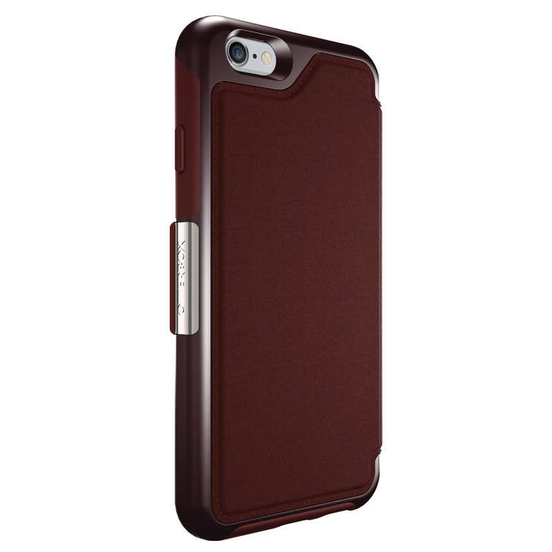 Otterbox Strada Folio iPhone 6 Brown - 2