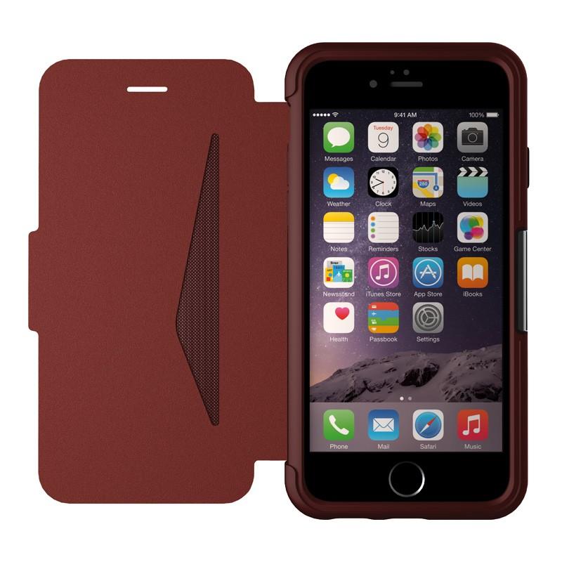 Otterbox Strada Folio iPhone 6 Brown - 3