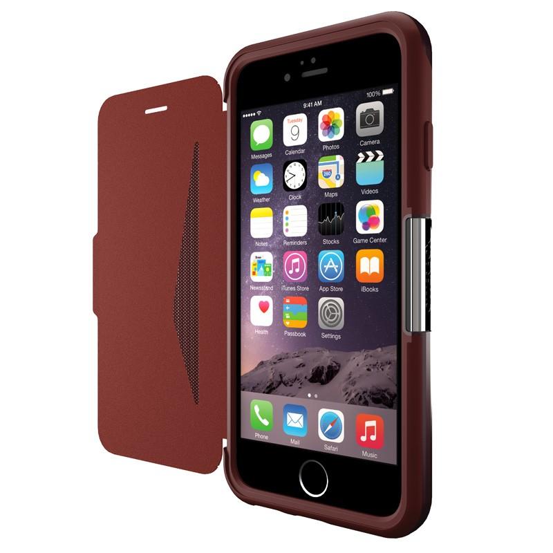 Otterbox Strada Folio iPhone 6 Brown - 6