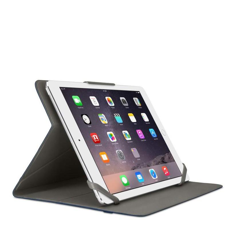 Belkin Twin Stripe Folio iPad mini (2019), iPad mini 4 Blue - 3
