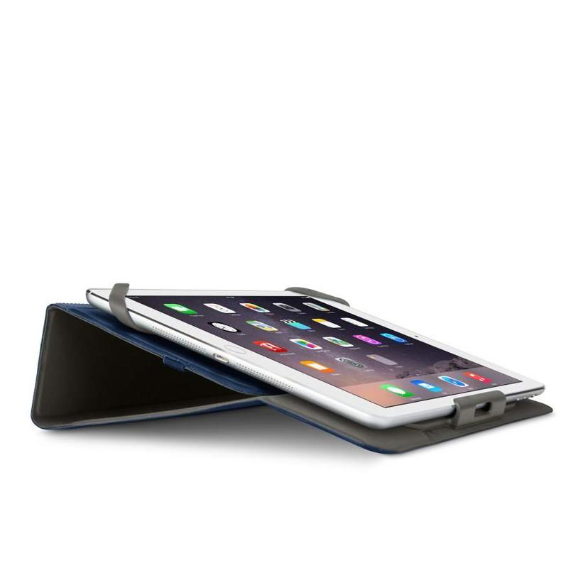Belkin Twin Stripe Folio iPad mini (2019), iPad mini 4 Blue - 5