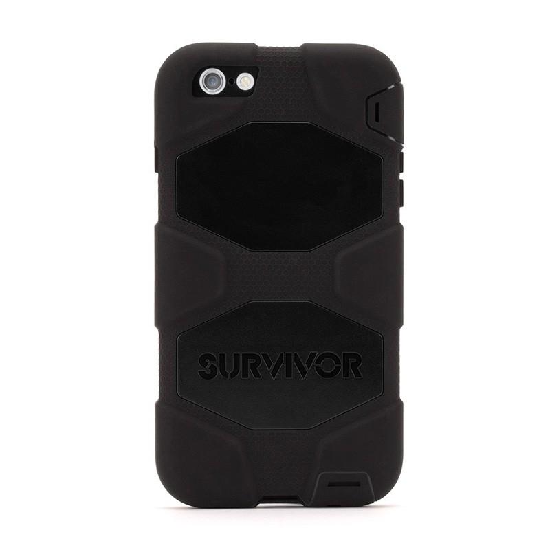 Griffin Survivor Case All Terrain iPhone 6 Plus Black - 2