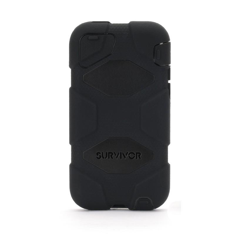 Griffin Survivor Extreme iPhone 5C Black - 2