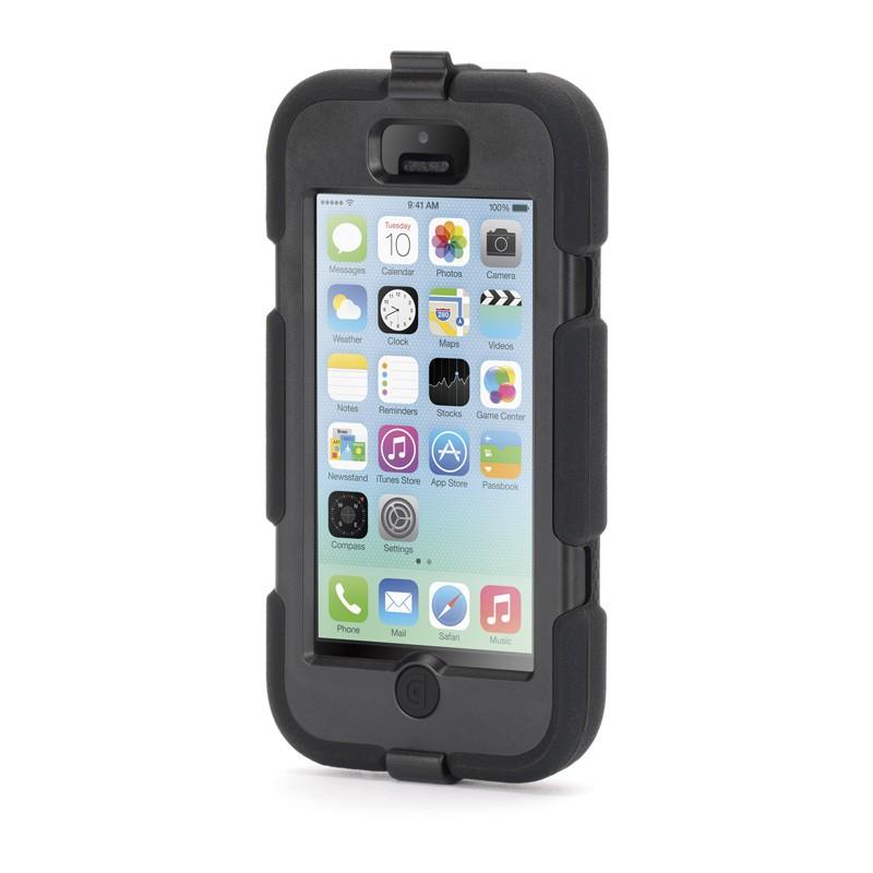 Griffin Survivor Extreme iPhone 5C Black - 4