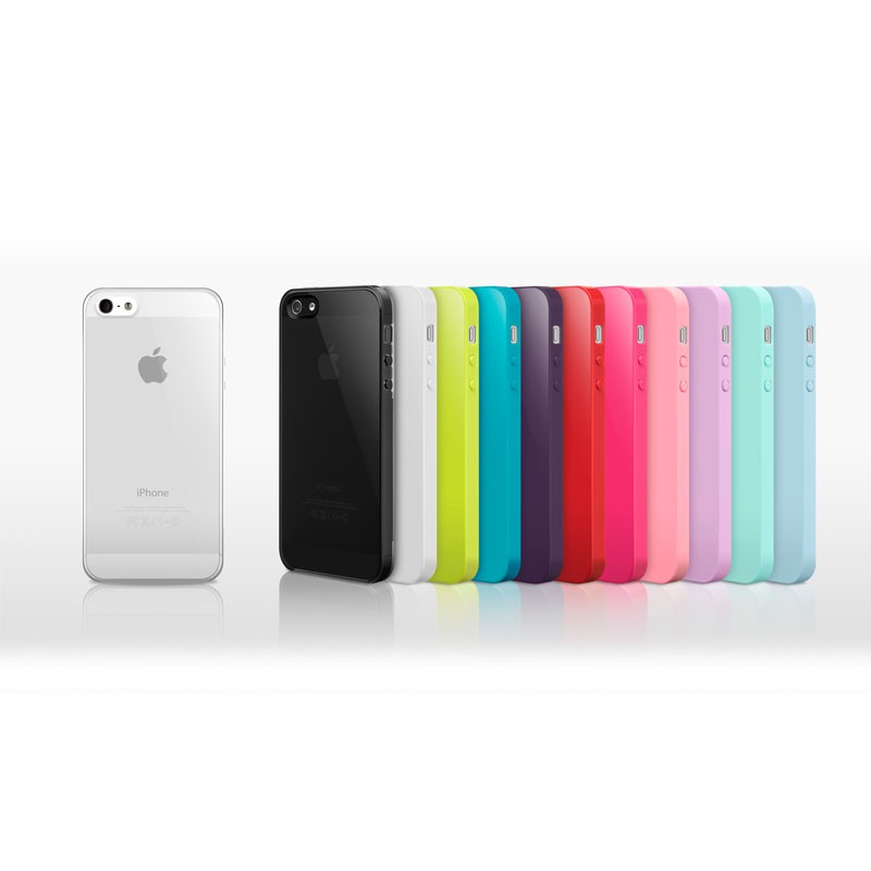Switcheasy Nude iPhone 5 (baby pink) 08
