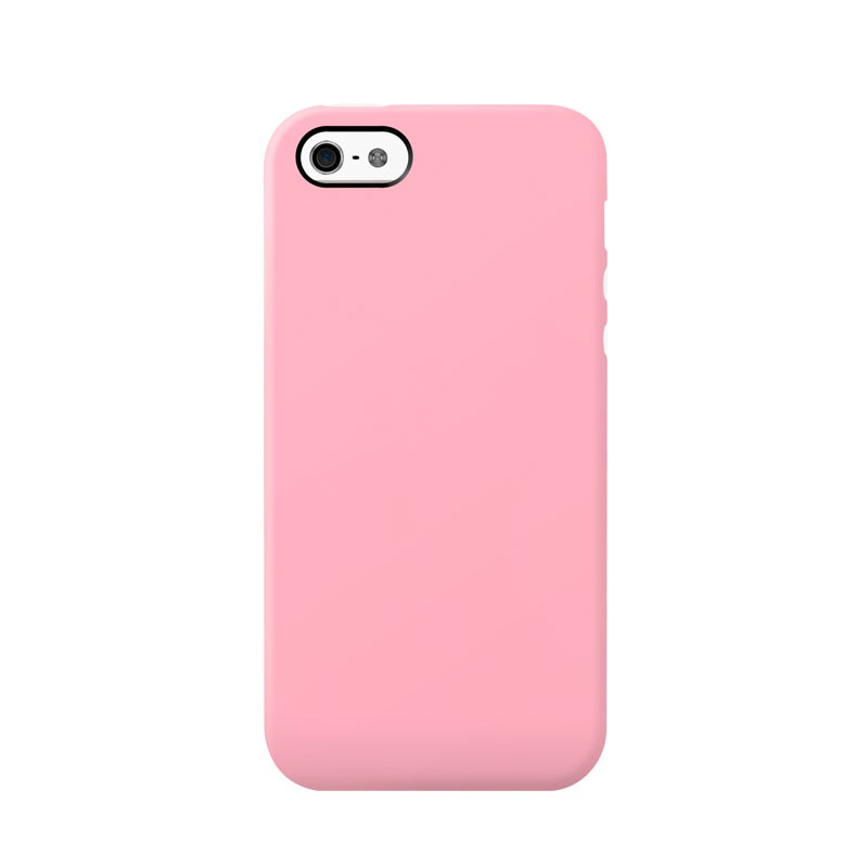 Switcheasy Silicon Colors iPhone 5 (baby pink) 02