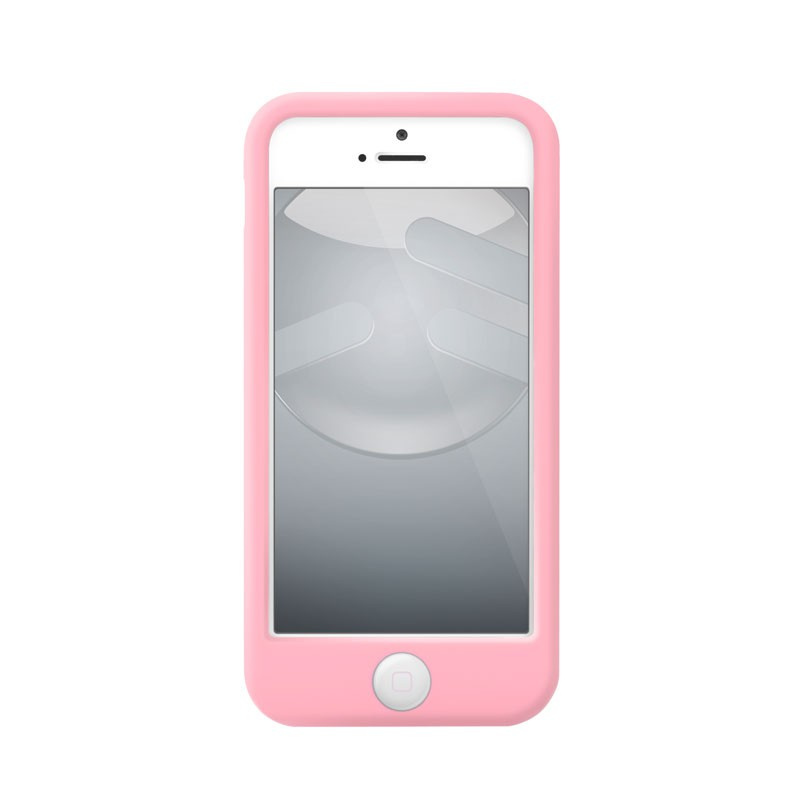 Switcheasy Silicon Colors iPhone 5 (baby pink) 03
