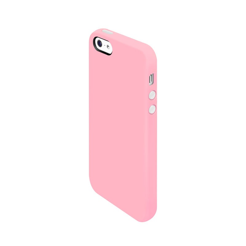 Switcheasy Silicon Colors iPhone 5 (baby pink) 06