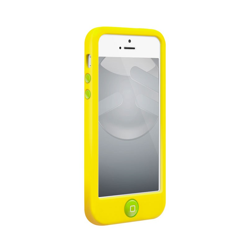 Switcheasy Silicon Colors iPhone 5 (lime) 01