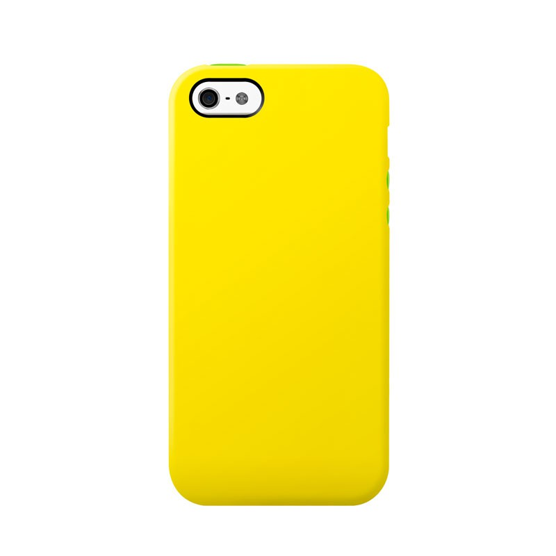 Switcheasy Silicon Colors iPhone 5 (lime) 02