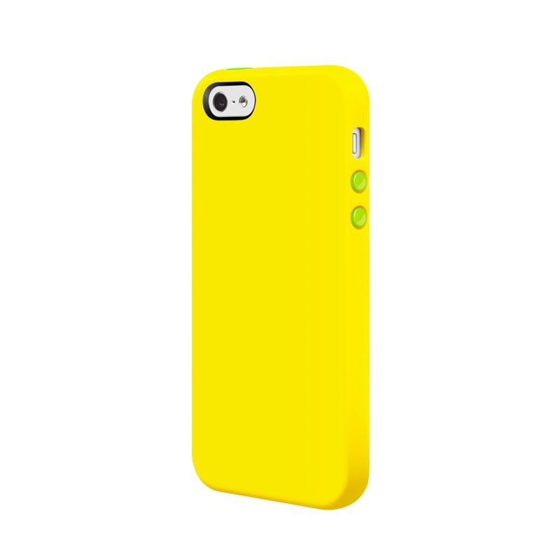 Switcheasy Silicon Colors iPhone 5 (lime) 04