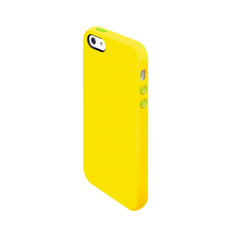 Switcheasy Silicon Colors iPhone 5 (lime) 06