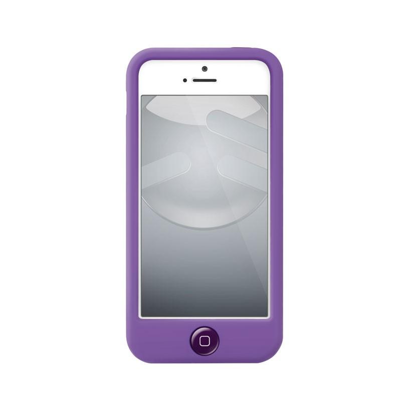 Switcheasy Silicon Colors iPhone 5 (purple) 03