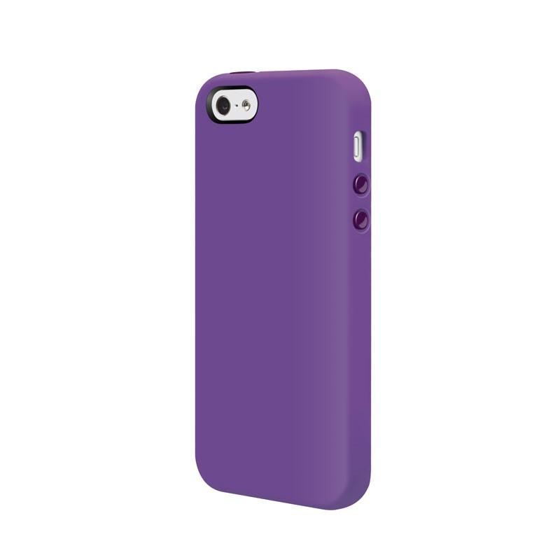 Switcheasy Silicon Colors iPhone 5 (purple) 04