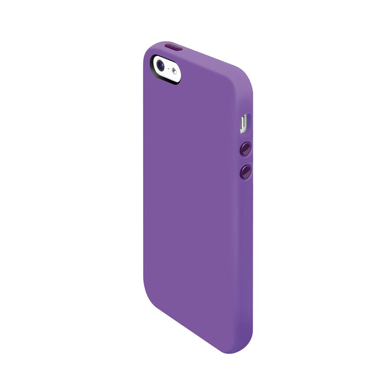 Switcheasy Silicon Colors iPhone 5 (purple) 06