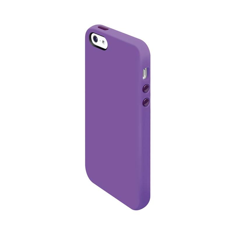 Switcheasy Silicon Colors iPhone 5 (purple) 06