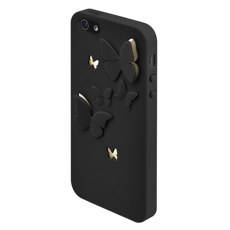 SwitchEasy Kirigami Butterfly Black - 6