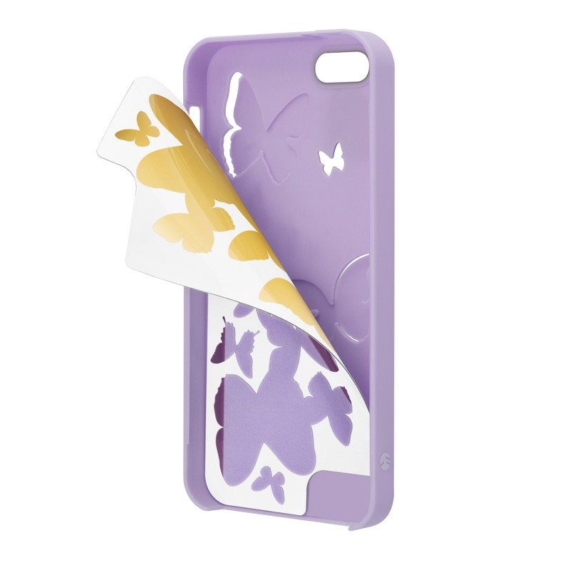 SwitchEasy Kirigami Butterfly Purple - 2