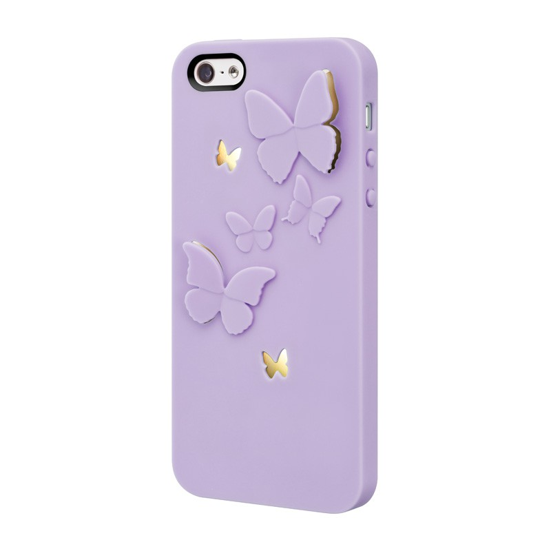 SwitchEasy Kirigami Butterfly Purple - 5