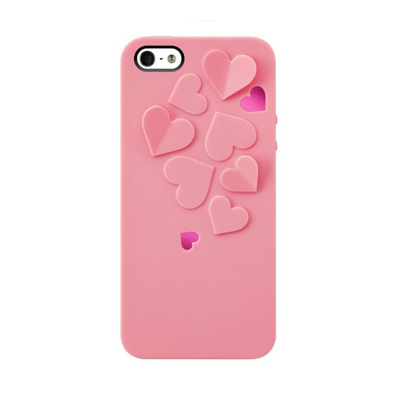 SwitchEasy Kirigami Hearts Baby Pink - 1