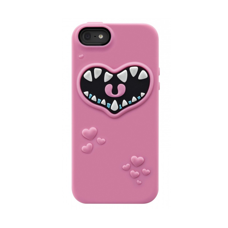SwitchEasy Monsters iPhone 5 Pink - 1