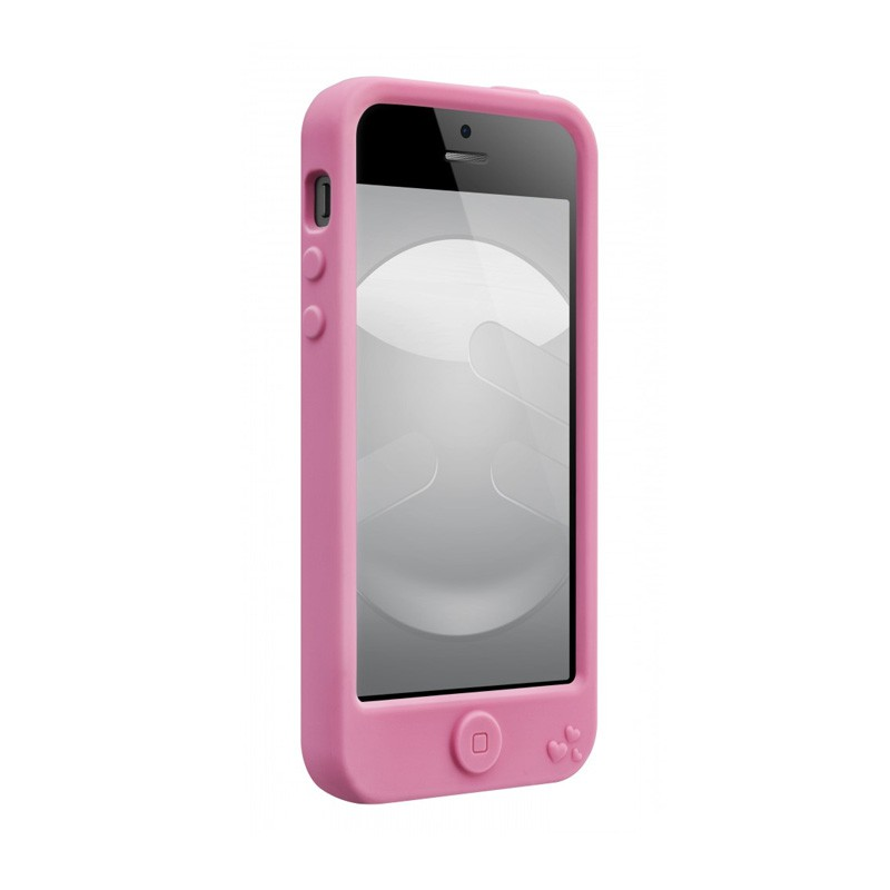 SwitchEasy Monsters iPhone 5 Pink - 3