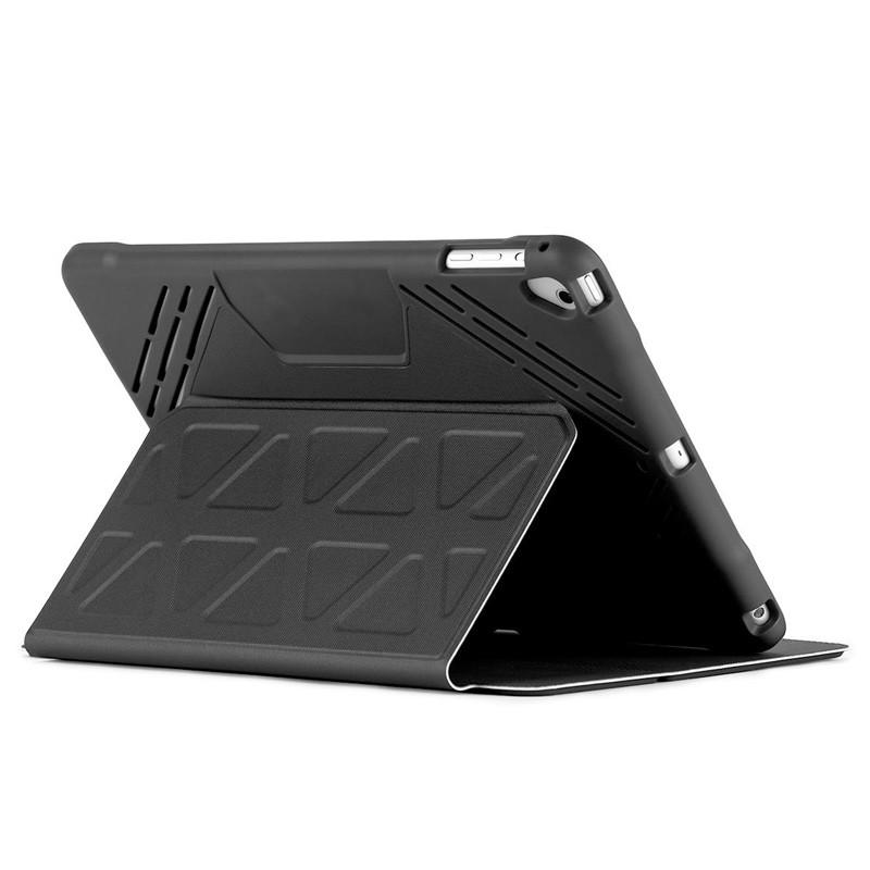 Targus - 3D Protection Hoes iPad (2017, iPad Air 2, iPad Air en iPad Pro 9,7 Black 01