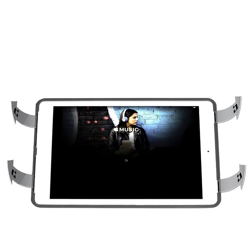 Targus - 3D Protection Hoes iPad (2017, iPad Air 2, iPad Air en iPad Pro 9,7 Black 12